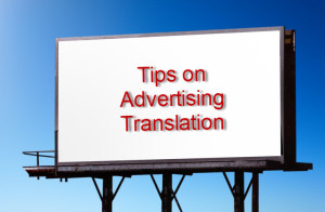 Advertising Translation