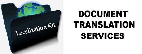 Document Translation & Localisation Kits