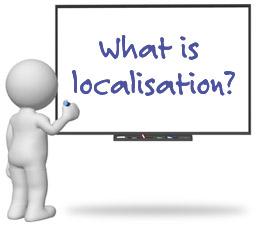 localisation process