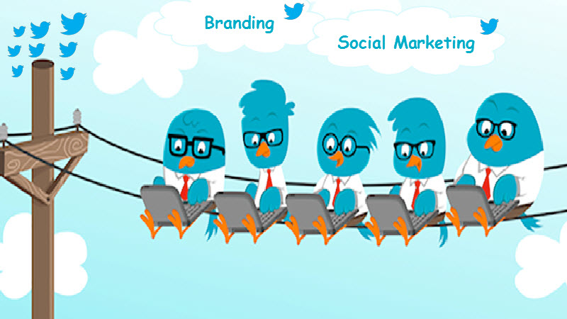 Twitter Branding and Social Marketing