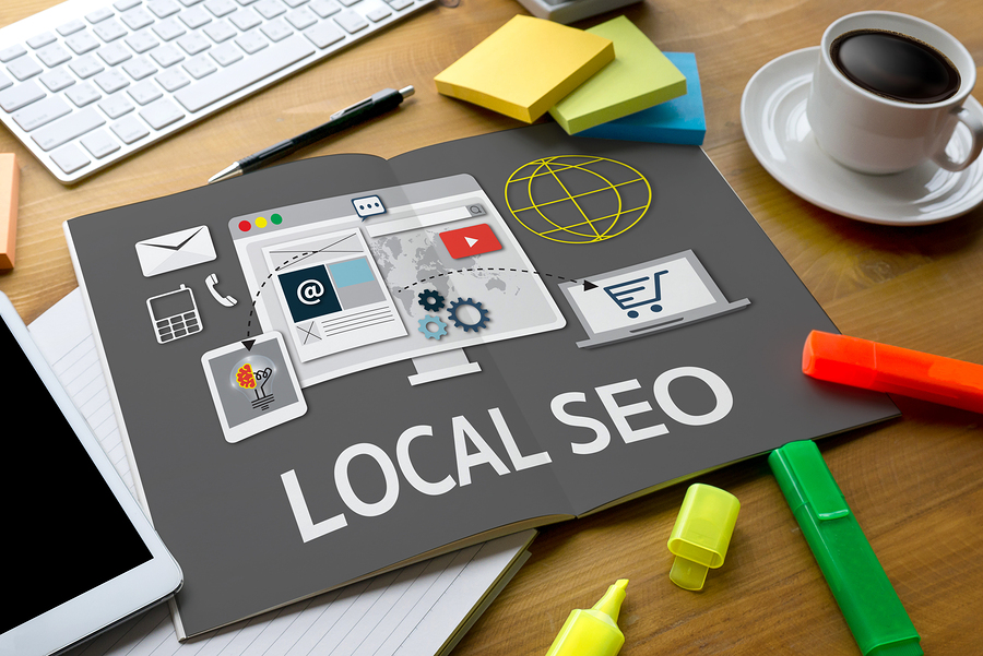 SEO website localization