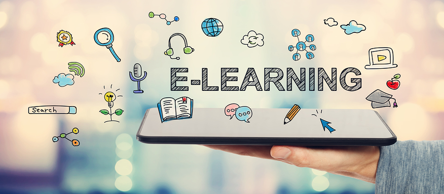 E-learning translation