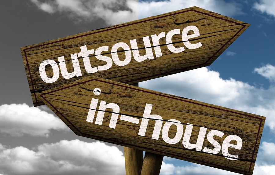 In house and Outsource in translation