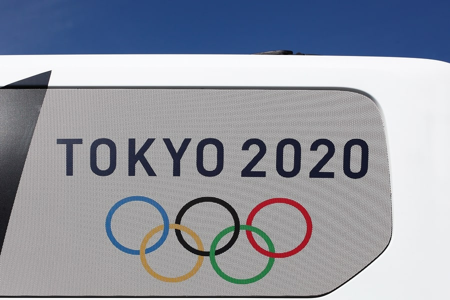 translation in Tokyo olympics